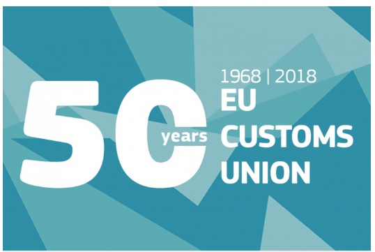 50th anniversary of the EU Customs Union